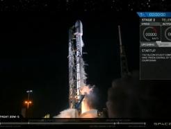 일론 머스크 '스페이스X'…50번째 우주선 발사