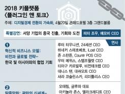 美 실리콘밸리 中 중관춘 기업들 '서울에서 만나다'