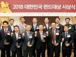 <strong>머니투데이</strong>, 2018 대한민국 펀드대상 시상식 개최