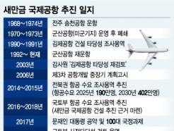 """전북공항 50년史…""""안되는 이유가 있었네"""""""