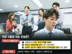 [MT리포트]'24시간 메신저' 직장 괴롭힘 대표 유형