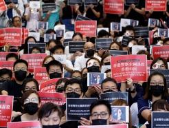 [MT리포트]'6000명 홍콩 주둔' 중국군, 무력개입 나설까
