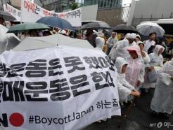 '지소미아 종료' 다시 불붙는 애국테마주