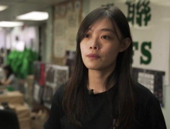"""""""홍콩인들도 한국 사람처럼 싸워 이길 겁니다"""""""