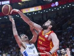 '가솔-루비오 34점 합작' 스페인, 아르헨티나 꺾고 13년만 우승 [FIBA WC]