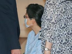박근혜 '어깨 수술로 병원 입원'