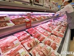 삼겹살 못먹나…하루만에 돼지고기 1㎏당 1560원 올랐다