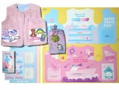 이노션, 영유아 양성평등 교육용 의류 제작