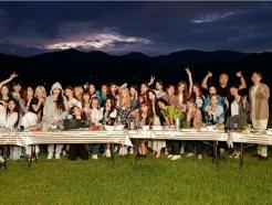 '퀸덤 순위' 자랑한 장성규, 걸그룹과 워크샵까지