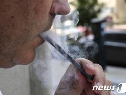 전자담배 주의보 '美서 환자만 500명'…폐질환 사망자 8명