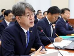 국감 출석한 강신욱 통계청장