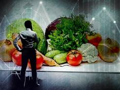 신선식품 가격 급등락 때문 인플레-디플레 오가는 물가