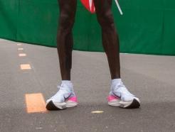 마라톤 2시간 벽 깨자 논란이 된 '나이키'