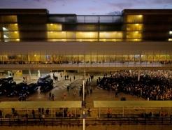 메신저·공항점거… 스페인에 '홍콩식' 시위 퍼졌다
