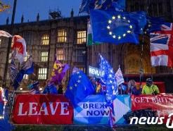 """英이 책임져라…유럽의회 """"英의회 통과 전 브렉시트 표결은 없다"""""""