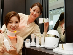 """LG 프라엘 더마 LED 넥케어 출시…""""목 피부 탄력 개선"""""""