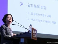 """조성욱 공정위원장 """"日경제보복 관련 내부거래 금지 안할 것"""""""