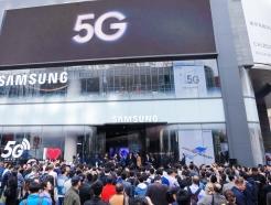 5G로 반격…삼성, 中 스마트폰 시장 부활 노린다
