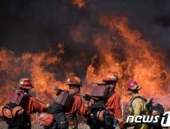 반복되는 美캘리포니아 대형산불 올해 사망자 '0명'…이유는?