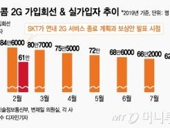 <strong>SK</strong>T,  2G 서비스 종료 신청…01X 번호, 2021년 6월까지만