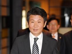 [사진]HDC 정몽규 회장, 아시아나항공 인수 관련 기자회견