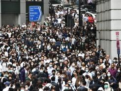 홍콩, 넥타이부대도 나섰다…경찰은 새 수장에 강경파