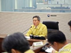 [사진] 대설·한파 대비 대응태세 점검 나선 채홍호  재난관리실장
