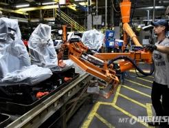美 산업생산 0.8% 뚝…예상치 하회