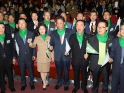 대안신당 창당 발기인대회