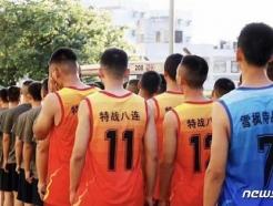 인민군 홍콩 시위현장 등장에 중국 언론 일제 환영