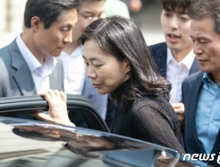 검찰, '남편 상해·자녀 학대 혐의' 조현아 비공개 소환조사