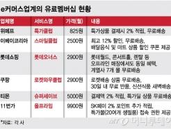 11번가, 아마존식 멤버십 내놨지만…'무료배송' 없네