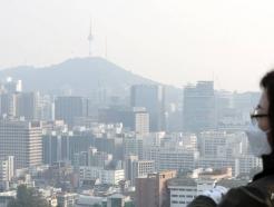 추위 풀리니 미세먼지 극성… 경기·서울·인천·충청'나쁨'