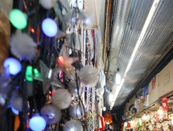 [사진] '다양한 크리스마스 용품이 한자리에'
