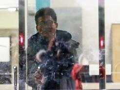 [사진] 검찰청사 나서는 김기현 전 시장 비서실장
