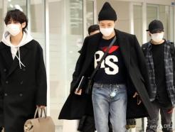 [사진]뷔-제이홉-정국 '멋진 세남자'
