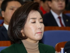 검찰, '나경원 사학비리 의혹' 3차 고발인 조사