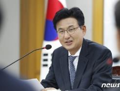 [사진] 인사말 하는 박성수 송파구청장