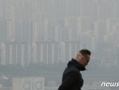내일 수도권 미세먼지 비상저감조치…9개월 만에 첫 발령