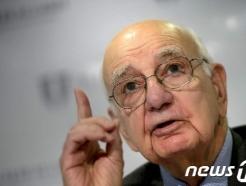'위대한 인플레 파이터' 폴 볼커, 92세로 별세