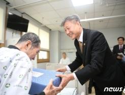 [사진] 대구보훈병원 방문한 박삼득 국가보훈처장