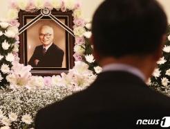 """김우중 남긴 추징금 17조…""""연대책임 임원들에 집행""""(종합2보)"""