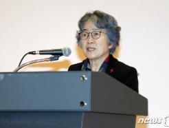 [사진] 축사하는 박은정 국민권익위원장