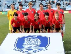 여자축구 벨 감독, 데뷔전서 중국과 0대0 무승부