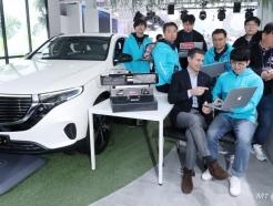 [사진]IT강국 인재들의 '커넥티드카 스타트업 해커톤'