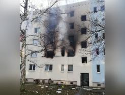 獨 블랑켄부르크 아파트서 폭발…최소 25명 부상