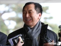 [사진] 미소 짓는 김기현 전 울산시장
