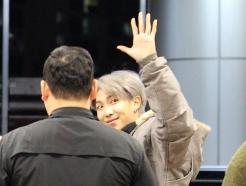 [사진]RM, 인사도 멋지게!