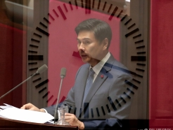무제한 토론하는 지상욱 의원
