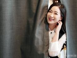 '서프라이즈 그 배우' 김하영, 유민상과 열애설 묻자…